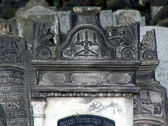 Czeladź - cmentarz żydowski