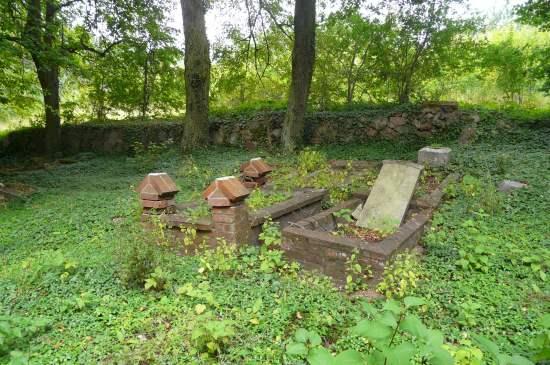 cmentarz żydowski w Dzierzgoniu