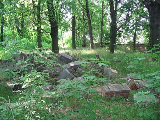 Głubczyce - cmentarz żydowski