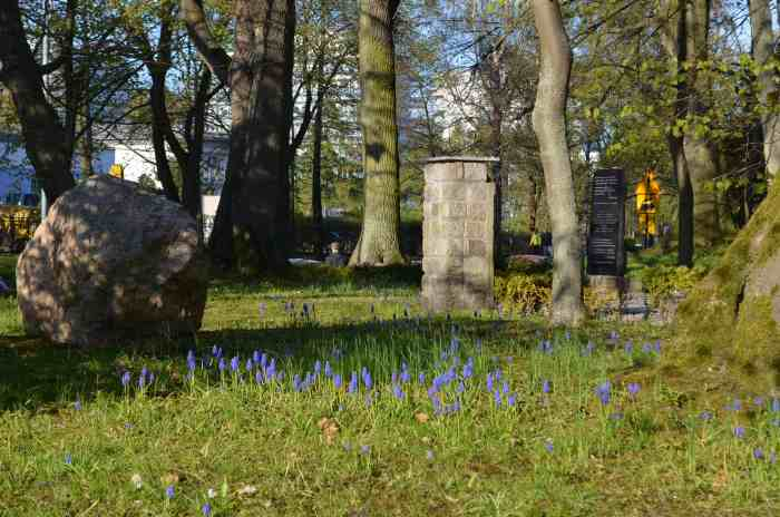 Kołobrzeg - cmentarz żydowski