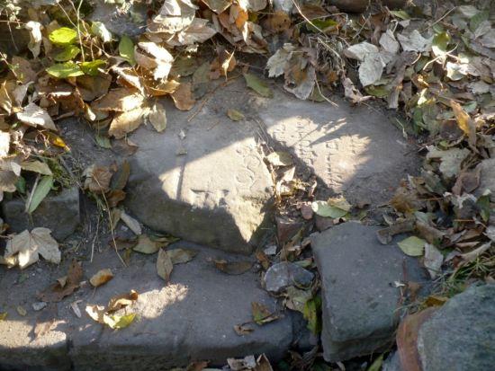 Mur z macew w Krotoszynie