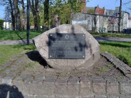 cmentarz żydowski w Kwidzynie