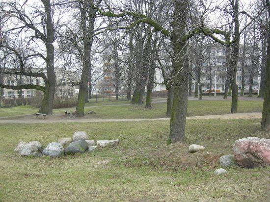 teren cmentarza żydowskiego w Pleszewie